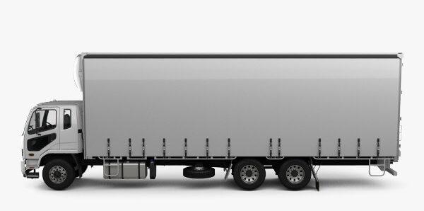 Грузовик 6.5 метров / 7 тонн